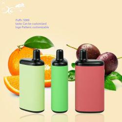 Best Selling Moda Colorida Vape descartável POR GROSSO E-CIG, Electrónico atomizador
