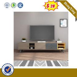 Modernos Muebles de salón moderno y sencillo soporte de TV de la Junta de partículas