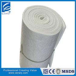 Нет асбеста керамические волокна одеяло для печи