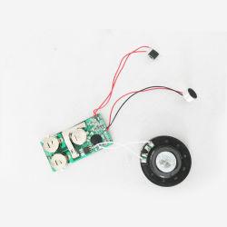 Fournisseur chinois personnalisé de haute qualité sonore de la carte à puce du module de musique pour cadeau de Noël