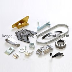 Kundenspezifischer Laser-Ausschnitt, der Schweißens-Puder-überzogene Metallprodukte stempelt