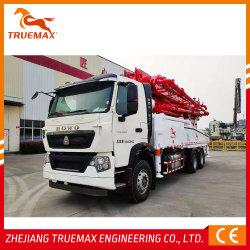 Sicoma Mxier容量の具体的なポンプトラックが付いている固定セメントの静止した区分のプラント