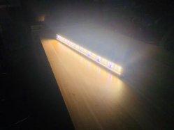 Il potere personalizzato Vegbar LED di lunghezza coltiva la migliore scelta della lampada per l'agricoltura urbana