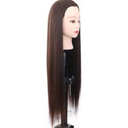 Портновский женский манекен манекен обучение головка используется для удаления волос практику подготовки
