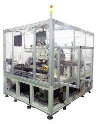Macchina stridente Dual-Station completamente automatica di disposizione di pulizia dell'affissione a cristalli liquidi per l'alimentatore di SMT
