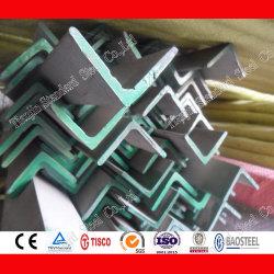 AISI 304 de aço inoxidável, fabricante de Ângulo Igual e desigual