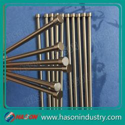 Heißer Verkaufs-Plastikform zerteilt wie die pro Zeichnung angepasst zu werden Ejektor SKD-61 Pins&Ejector Hülsen,