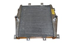 La aleta de la placa de la barra de núcleo para intercambiador de enfriador de aire comprimido