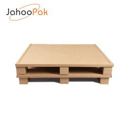 Personnalisé Papier ondulé Heavy Duty Honeycomb carton au lieu de palette en bois de palette