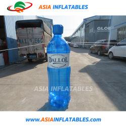 Aufblasbares Wasser-Flaschen-Replik-Wasser-Mineralwasser füllt Modell ab