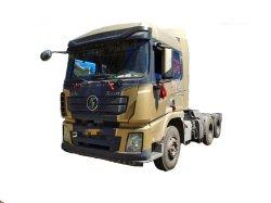 شاحنة سحب مقطورة ذات محرك شاكمان X3000 طراز 500HP شاحنة جرار 6X4 للنقل في خزانات كبيرة بسعر منخفض