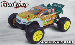 Hsp RCのニトロガスATV車1子供のためにニトロ10 RC車