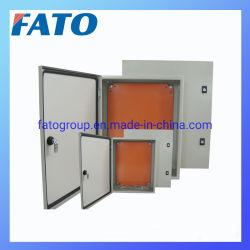 Highyの品質IP66の金属の壁の土台の分電盤電気機構ボックスおよび電気キャビネット