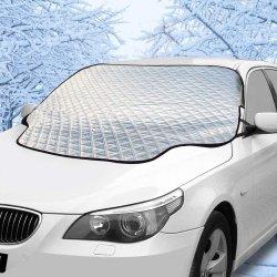Schaduw Voor alle weersomstandigheden van de Zon van de Zomer van de Winter van de Beschermer van het Vizier van de Wisser van de Verwijdering van het Ijs van de Dekking van de Sneeuw van het windscherm de Auto voor de Bestelwagens en Suvs van de Vrachtwagens van Auto's