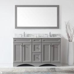 2021년형 고급 회색 방수 바닥 유형 욕실 캐비닛