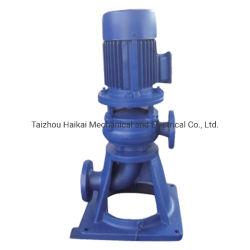 Pompa per acque luride Non-Clogged dritta