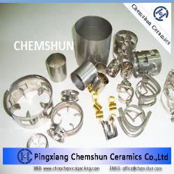 Tour métallique de l'emballage pour la colonne de distillation sous vide en produits chimiques/Petroleum
