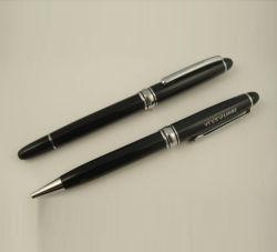 Venda de fábrica Escritório Papelaria Dom Promocionais Promoção Dom canetas de feltro Maker Pen bola de metal caneta esferográfica para Negócios