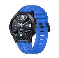 2020 высокого качества Smart смотреть барометр компас высотомер ЧСС Pedometer Bluetooth вызов Smartwatch GPS для Android Ios мобильный телефон