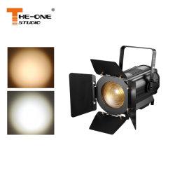 Светодиодный прожектор Френеля индикатор зума этапе лампа для домашнего кинотеатра