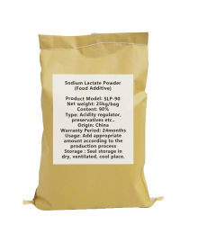 Voedselveilig additief natriumzuur met ISO-certificering