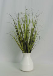 65см естественный вид искусственного завод в керамическая ваза