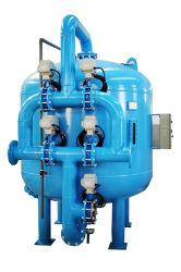 Давление песка фильтр предварительной фильтрации для мембранных систем