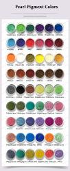 prix d'usine Grade cosmétique Pearl Pigment Mica en poudre multicolore