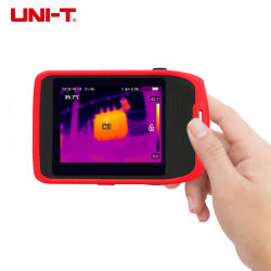 Uni-T UTi120T 미니 WiFi 카메라 적외선 온도 감지 카메라 & 디지털 카메라