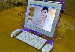 노트북 LCD 스크린 스킨 진단 시스템 스킨 분석기 장치 포어 케라틴 링클