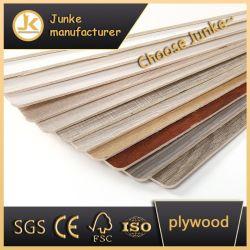 Mobili impermeabili Commercial Laminated Compensati betulla Poplar asse in melammina Impiallacciatura di legno duro