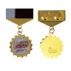 Großhandel Fabrik Preis Custom Medal für jährliche Corporation Ceremony China Hersteller Custom Made Military Police Metall Emblem Münze Medaille (108)