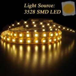Ruban de lumière LED (LM-3528RCE2F30)