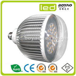 Высокая мощность E27 светодиодная лампа освещения