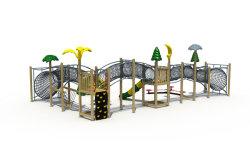 2020熱い販売の子供のための固体木のマルチFuncation屋外の演劇装置