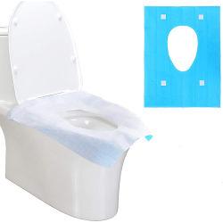 도매 욕실 용품 액세서리 자체 접착식 위생 종이 커버 일회용 화장실 시트 매트