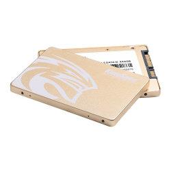 Goldmetallkasten 960GB SATA III der UnterstützungsOEM/ODM SSD