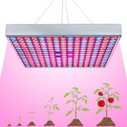 225 LED أحمر اللون أزرق بنفسجي أحمر الطيف الكامل LED ينمو 45 واط مصباح للنبات للبذور النباتية لحشبة النباتات الخضراء في الداخل النباتات تنمو
