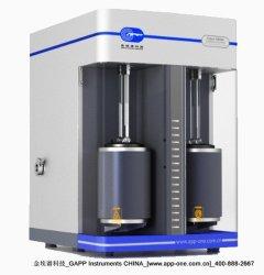 Analisi attivata di assorbimento assorbimento del gas del carbonio di distribuzione per ampiezza del poro (V-Assorbire 4800)