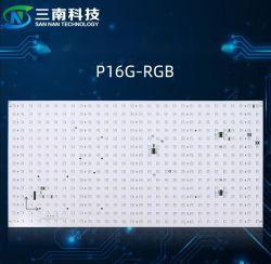 Casella chiara della casella chiara di RGB di cielo del contenitore chiaro della visualizzazione dinamica dinamica di RGB/corrente costante bassa tensione, facile alla lampada dinamica della casella chiara di Maintain/LED
