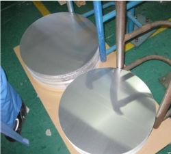 Folha de alumínio círculo base de luz LED de alumínio para a folha de acrílico