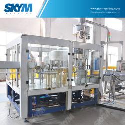 6000bph plástico automática de garrafa pet Enchimento de Líquido de Água Mineral potável máquina de engarrafamento