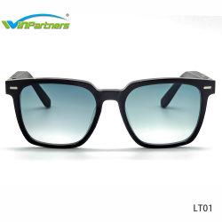 إطار لاسلكي MP3 Music نظارات شمسية بتقنية Bluetooth® ذكية Lut01 قابلة للاستبدال