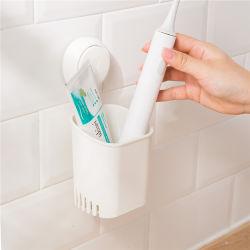 Support de brosse à dents amovibles Drill-Free Strong Ventouse dentifrice détenteur de rasoir