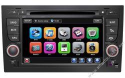 Système de navigation DVD GPS pour Audi A4