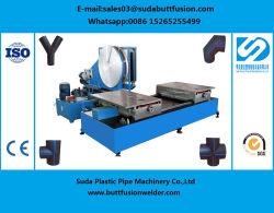 *Sdf90/315Taller mm accesorios de tubería HDPE Butt-Welding máquina