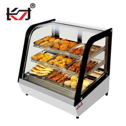 FTC-118 냉장고 공기 냉각 테이블 탑 상업용 케이크 냉장고 표시 세일 냉장고를 위한 냉각기 쇼케이스를 전시합니다