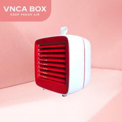 Мини-охладитель нагнетаемого воздуха зарядное устройство USB водяного охладителя вентиляторы