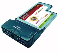 Express Card USB3.0 (HT-T312can распознает данные NEC)