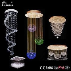 Personalizado Lámparas Moderna de Cristal Colgante